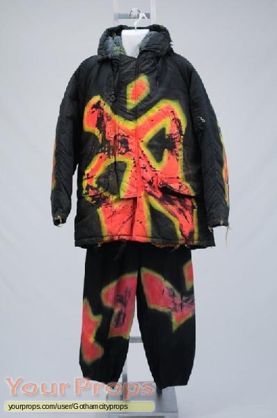 Batman   Robin original movie costume