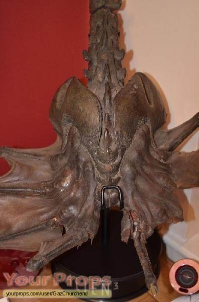 Alien 3 original movie prop