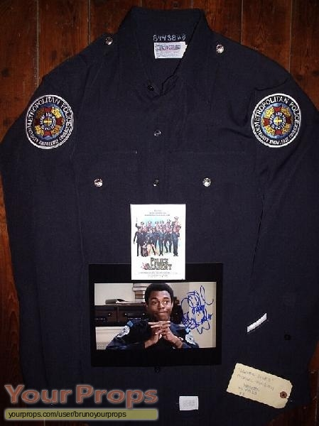 Police Academy original movie costume