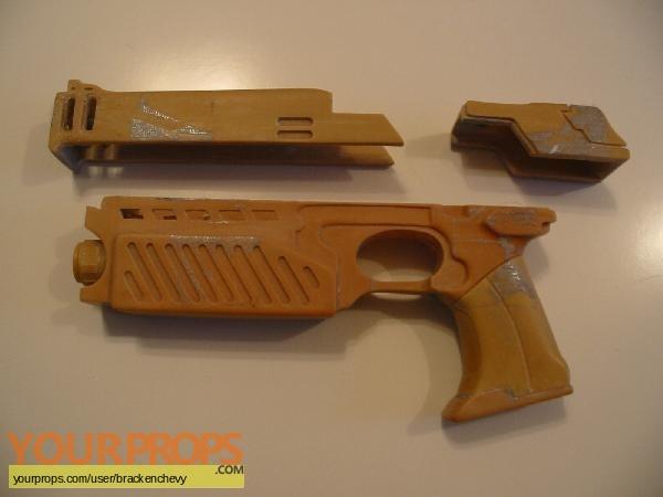 Judge Dredd original movie prop weapon