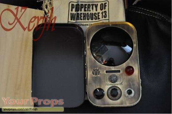 Warehouse 13 replica movie prop