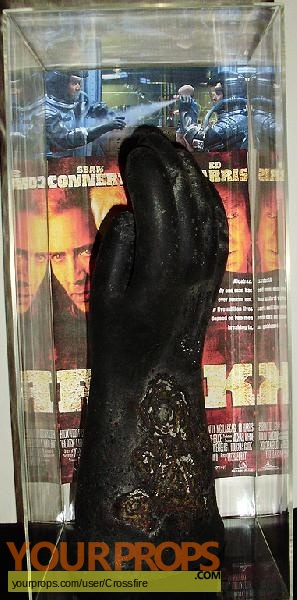 The Rock original movie prop