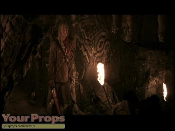 The 13th Warrior original movie prop weapon