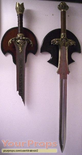 Conan the Barbarian replica movie prop weapon