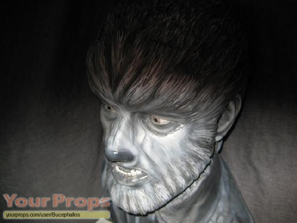 The Wolfman replica movie prop