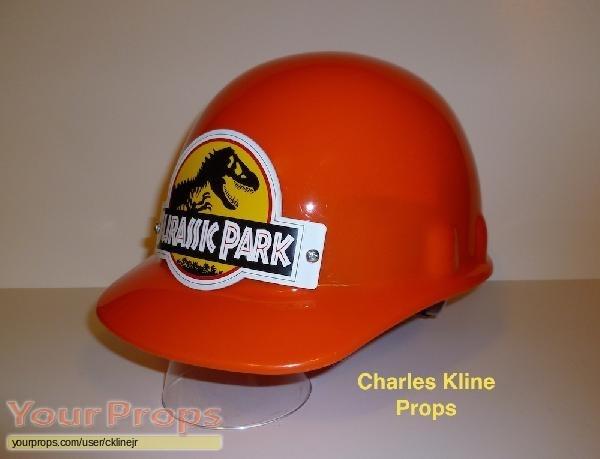 Jurassic Park replica movie costume