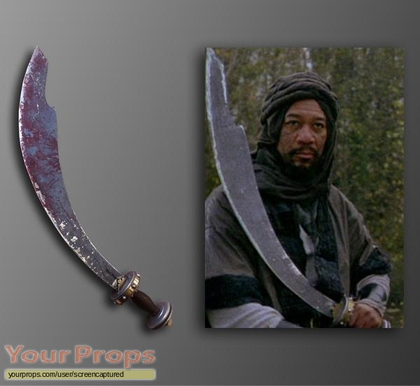 Robin Hood  Prince of Thieves original movie prop weapon
