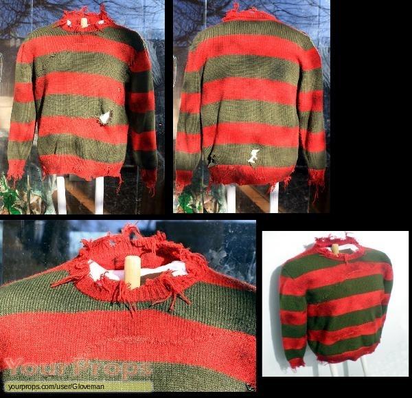 A Nightmare On Elm Street 3  The Dream Warriors original movie costume