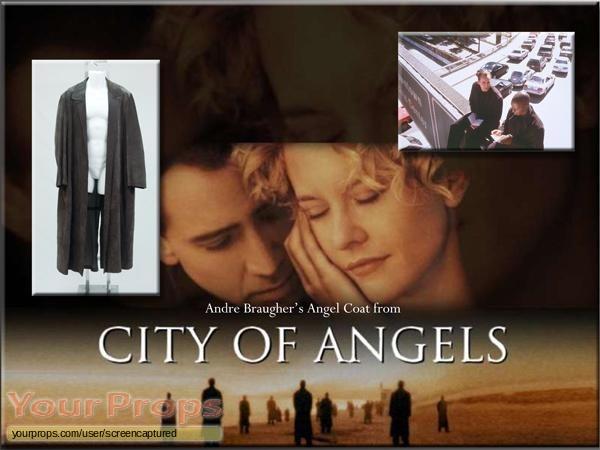 City of Angels original movie costume