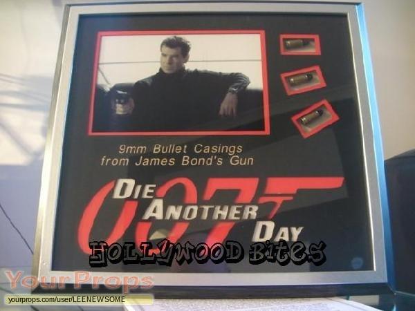 James Bond  Die Another Day original movie prop weapon