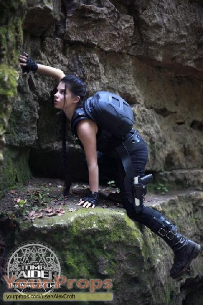Tomb Raider  Lara Croft  replica movie costume