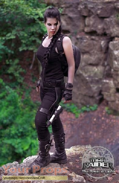 Tomb Raider  Lara Croft  original movie costume