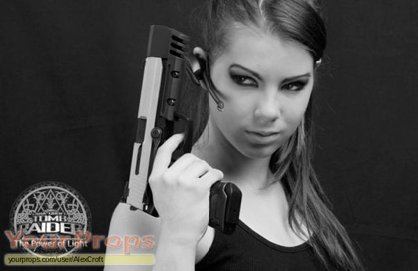 Tomb Raider  Lara Croft  replica movie prop