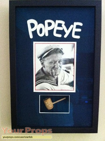Popeye original movie prop