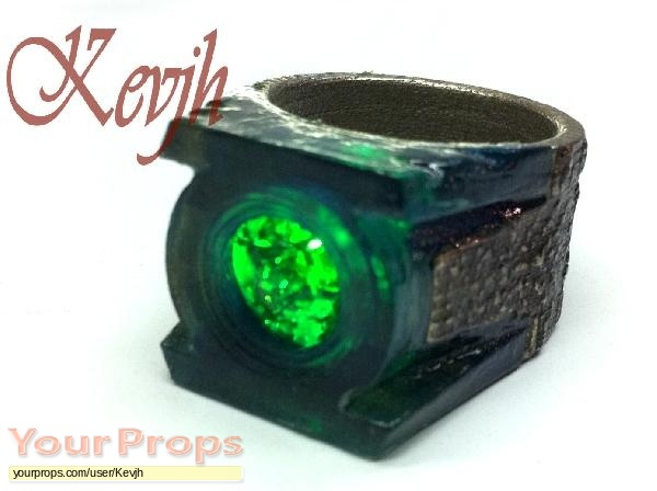 Green Lantern replica movie prop