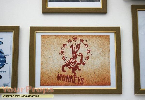 12 Monkeys (Twelve) replica movie prop