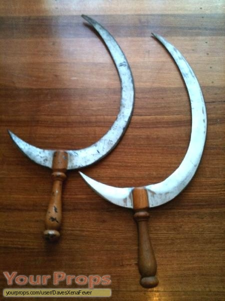 Hercules  The Legendary Journeys original movie prop weapon