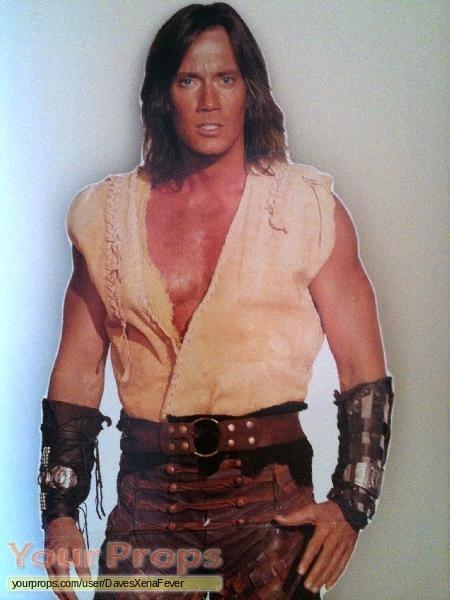 Hercules  The Legendary Journeys original movie prop
