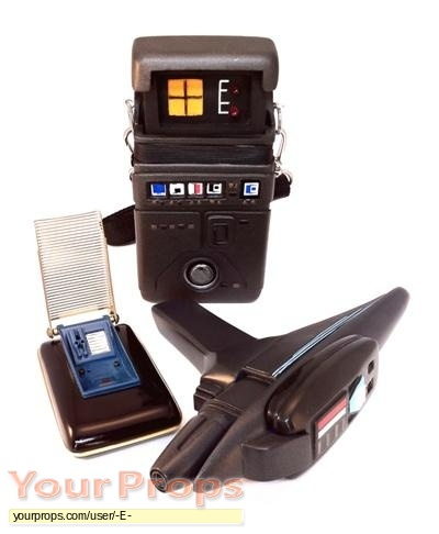 Star Trek III  The Search for Spock replica movie prop