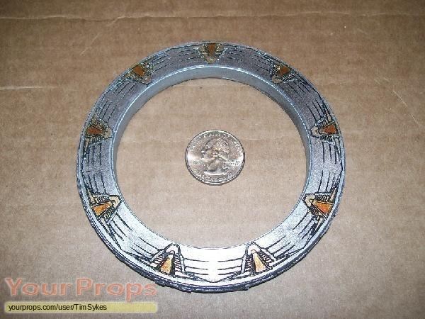 Stargate SG-1 original model   miniature