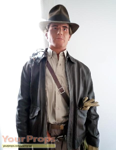 Indiana Jones And The Raiders Of The Lost Ark replica movie costume