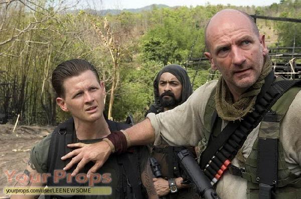 Rambo original movie costume