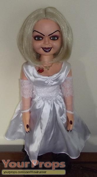 Bride of Chucky replica movie prop