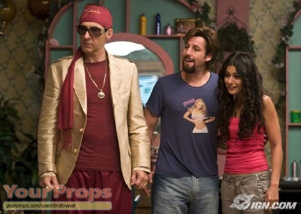 You Dont Mess With The Zohan original movie costume