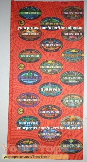 Survivor original movie prop