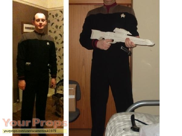 Star Trek  First Contact replica movie costume