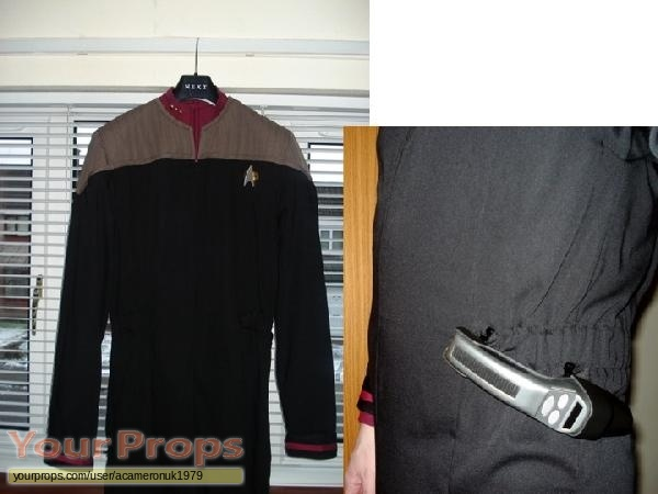 Star Trek  Deep Space Nine replica movie costume