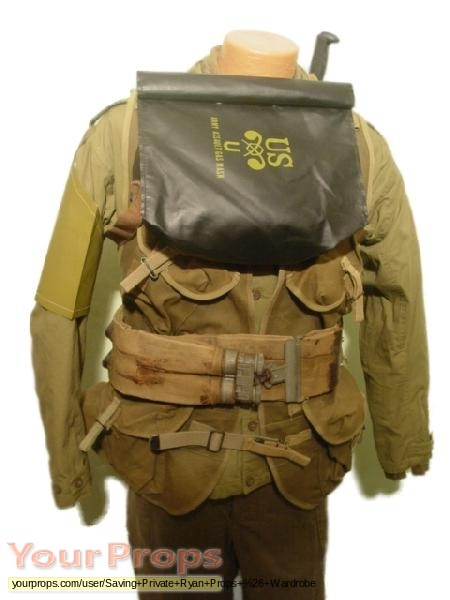 Saving Private Ryan original movie costume