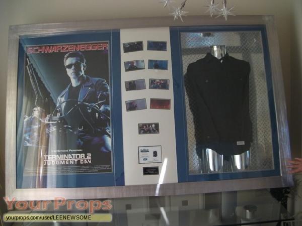 Terminator 2  Judgment Day original movie costume