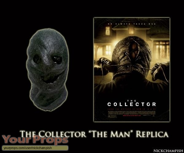 The Collector replica movie costume