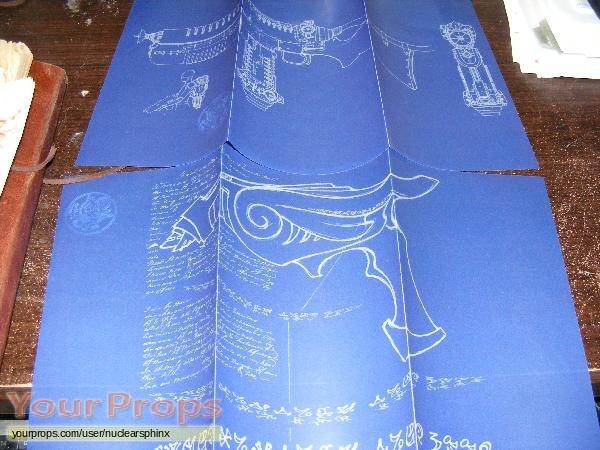National Treasure 2  Book of Secrets replica movie prop weapon