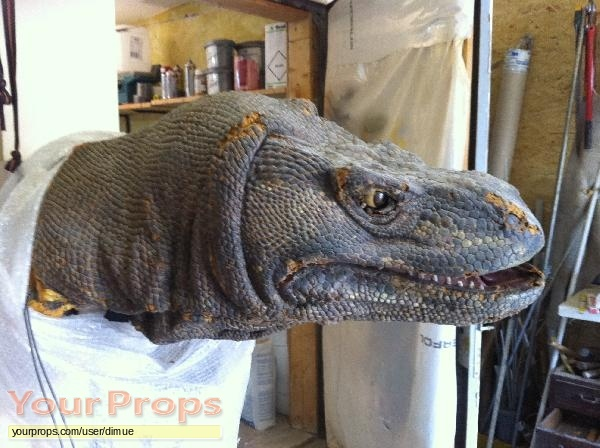 Komodo original movie prop