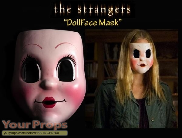 The Strangers original movie prop
