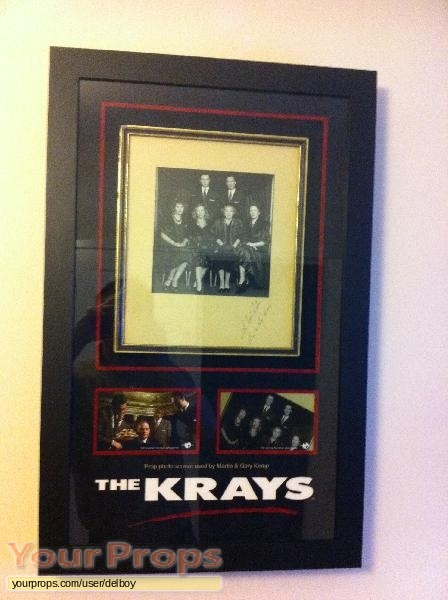 The Krays original movie prop