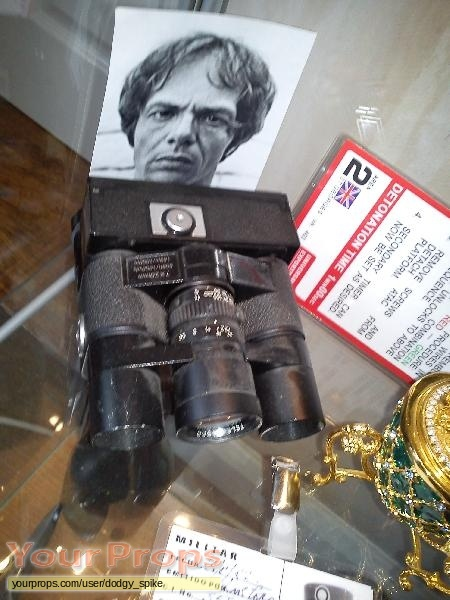 James Bond  For Your Eyes Only replica movie prop