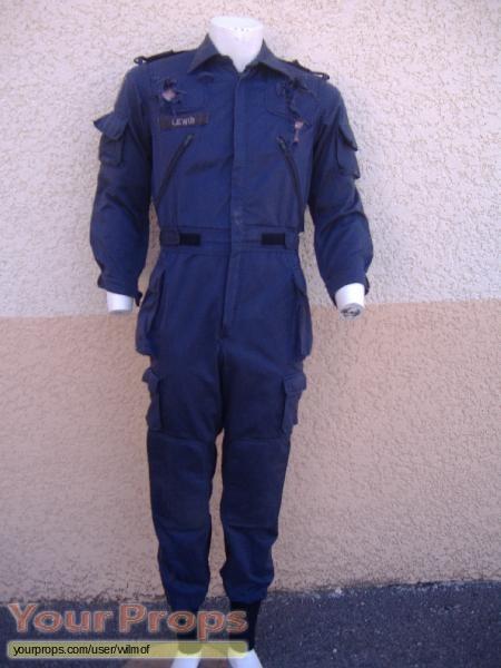 Robocop original movie costume