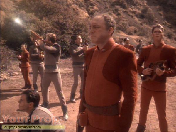 Star Trek  Deep Space Nine original movie prop weapon