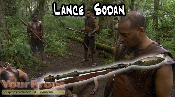 Stargate SG-1 original movie prop weapon