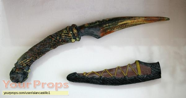 Avatar replica movie prop weapon