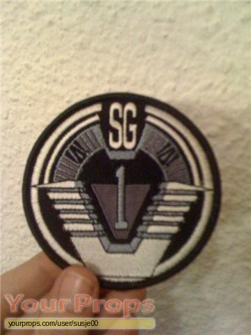 Stargate SG-1 original movie prop