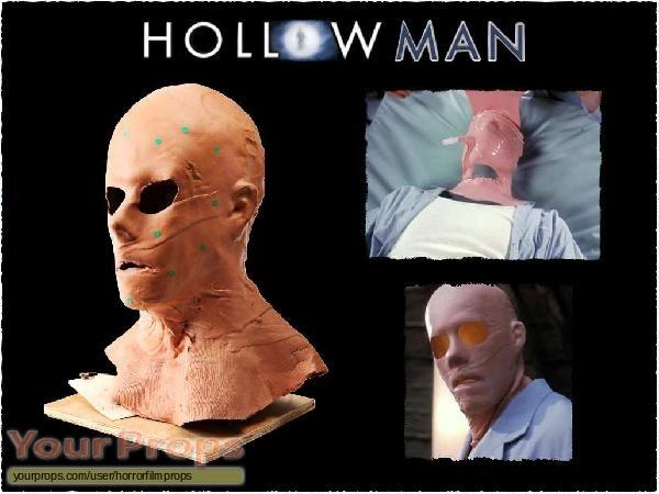 Hollow Man original movie prop