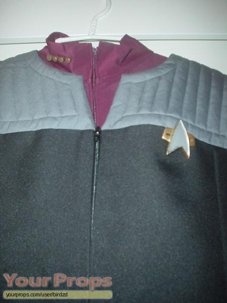 Star Trek  Nemesis replica movie costume