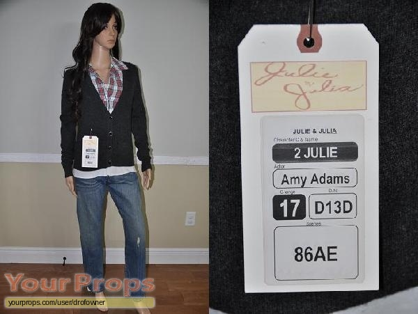 Julie   Julia original movie costume
