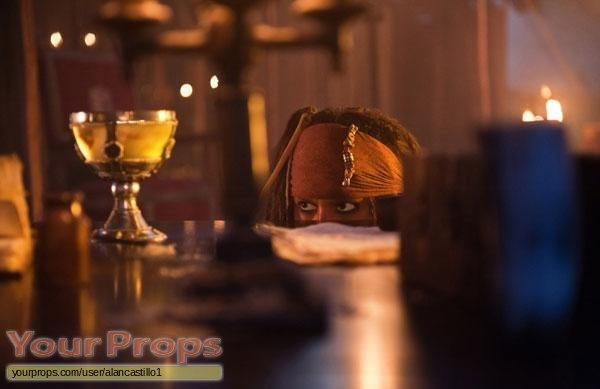 Pirates of the Caribbean  On Stranger Tides replica movie prop