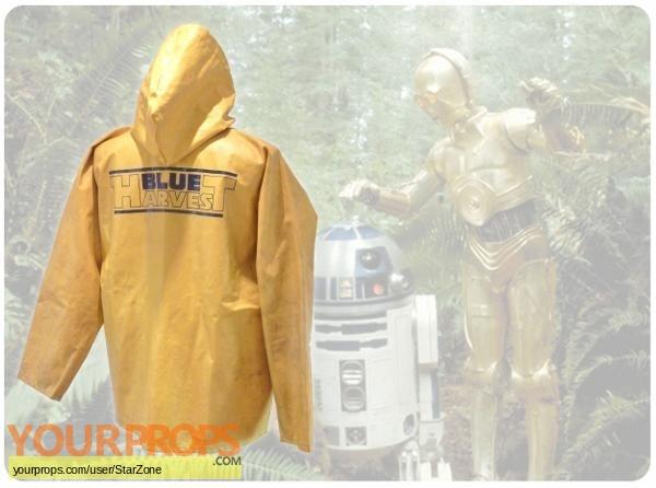 Star Wars  Return Of The Jedi original film-crew items