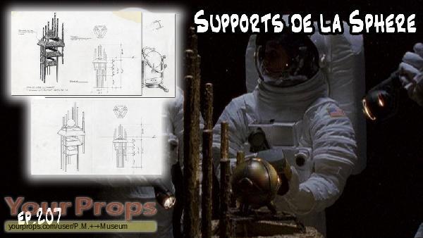 Stargate SG-1 original production material